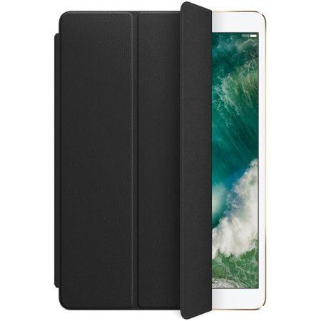 Кожаная обложка Smart Cover для iPad Pro 10,5 дюйма, чёрный цвет