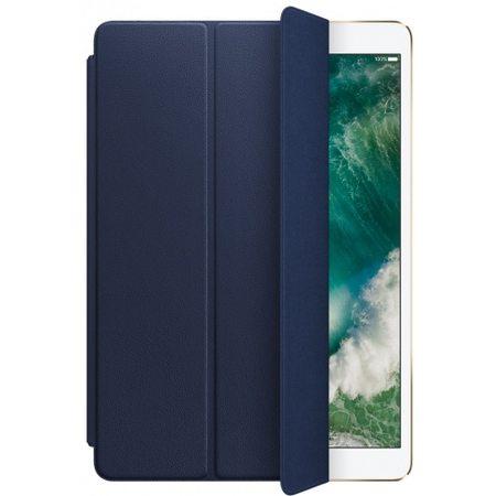 Кожаная обложка Smart Cover для iPad Pro 10,5 дюйма, тёмно-синий цвет