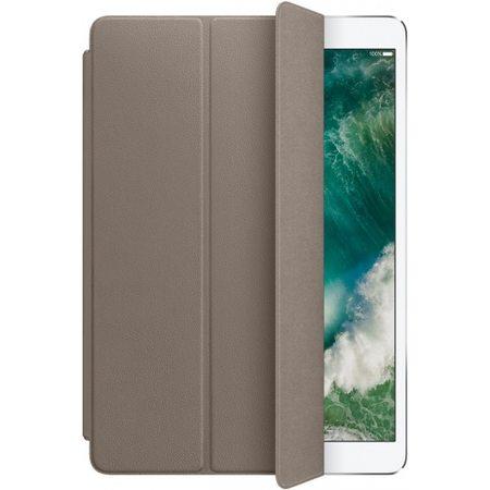 Кожаная обложка Smart Cover для iPad Pro 10,5 дюйма, платиново-серый цвет
