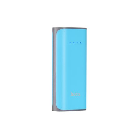 Внешний аккумулятор HOCO B21 5200 mAh, Голубой