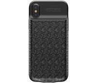 Чехол-аккумулятор Baseus Plaid Backpack Power Bank 3500 mAh ACAPIPHX-BJ01 для Apple iPhone X
