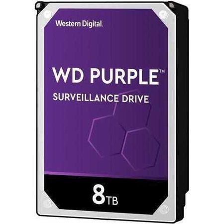 Жесткий диск Western Digital WD Purple 8Tb WD84PURZ