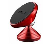 Автомобильный держатель Rock Magnetic Dashboard Car Mount (Dumbbell), красный