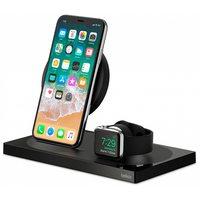 Беспроводная док-станция Belkin BoostUp F8J234vfBLK для iPhone/Apple Watch (Black)