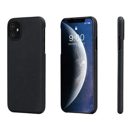 Чехол Pitaka MagCase для iPhone 11, черно-серый