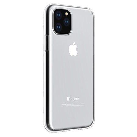 Силиконовый чехол Hoco для iPhone 11 Pro Max (прозрачный)