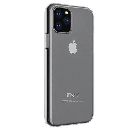Силиконовый чехол Hoco для iPhone 11 Pro Max (затемненный)