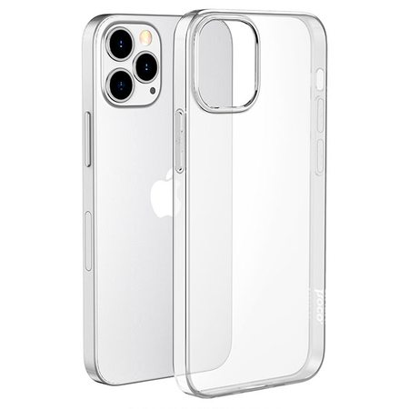 Силиконовый чехол Hoco для iPhone 12 Pro (прозрачный)