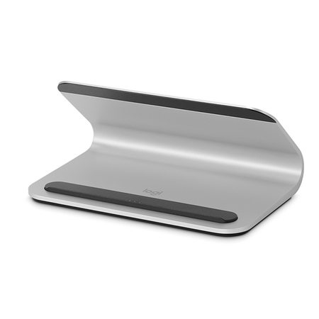 Logitech Base Charging Stand with Smart Connector - подставка для iPad Pro (Silver)