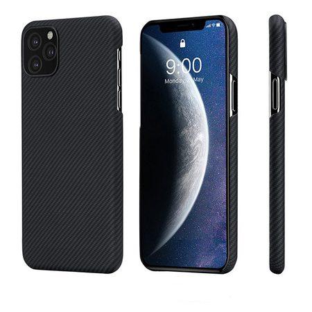 Чехол Pitaka MagCase  для iPhone 11 Pro Max, черно-серый