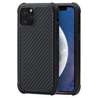 Противоударный карбоновый чехол Pitaka MagCase PRO для iPhone 11 Pro Max