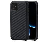 Противоударный карбоновый чехол Pitaka MagCase PRO для iPhone 11