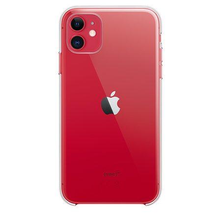 Силиконовый чехол Hoco для iPhone 11 (прозрачный)