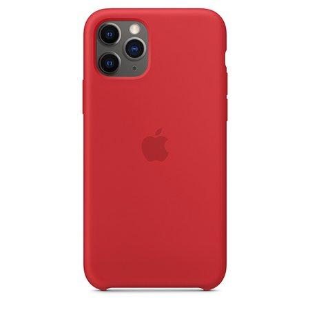 Силиконовый чехол для iPhone 11 Pro Max, (PRODUCT)RED