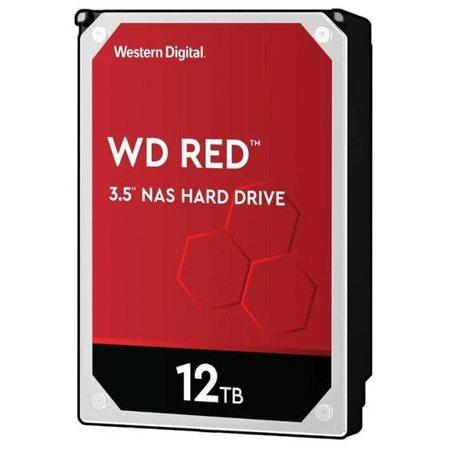 Жесткий диск Western Digital WD Red 12 TB WD120EFAX