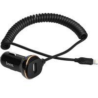 Автомобильная зарядка Hoco Z14 Micro USB
