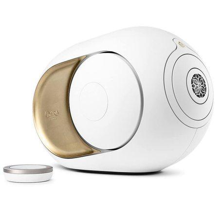 Devialet Phantom Opera De Paris Gold 108 дБ SPL. 14 Гц - 27 кГц. 1100 Вт RMS
