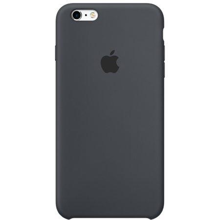 Силиконовый чехол для iPhone6/6s, угольно-серый цвет