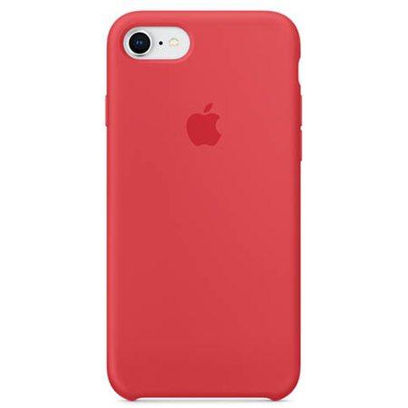 Силиконовый чехол для iPhone 8 / 7, цвет «спелая малина»