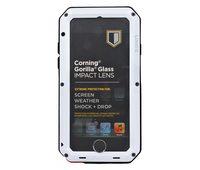 Противоударный чехол Lunatik Extreme для iPhone 6S Plus Белый