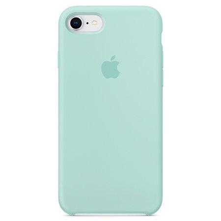 Силиконовый чехол для iPhone 8/7, цвет «зелёная лагуна»