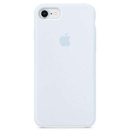 Силиконовый чехол для iPhone 8/7, цвет «голубое небо»