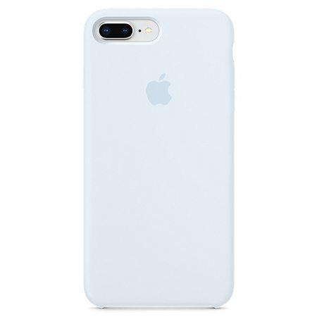 Силиконовый чехол для iPhone 8 Plus/7 Plus, цвет «голубое небо»