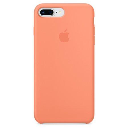 Силиконовый чехол для iPhone 8 Plus/7 Plus, цвет «сочный персик»