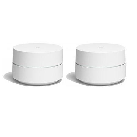 Беспроводной роутер Google Wi-Fi (Two Pack)