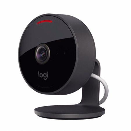 Logitech Circle View с поддержкой Apple HomeKit Secure Video