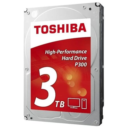 Жесткий диск Toshiba 3 TB