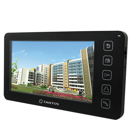 Видеодомофон Tantos Prime SD (Black)