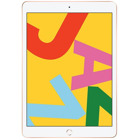 "Apple iPad (2019) 10,2"" Wi-Fi + Cellular 32 ГБ, золотой"