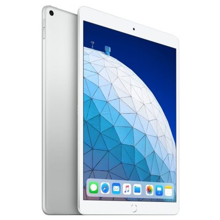 Apple iPad Air (2019) Wi-Fi + Cellular 64 ГБ, серебристый