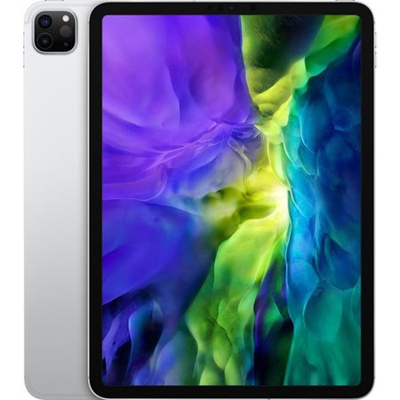 Apple iPad Pro 11 (2020) Wi-Fi + Cellular 256GB (серебристый)