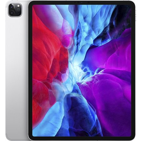 Apple iPad Pro 12.9 (2020) Wi-Fi + Cellular 128GB, серебристый