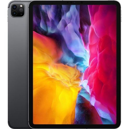 Apple iPad Pro 11 (2020) Wi-Fi + Cellular 128GB (серый космос)