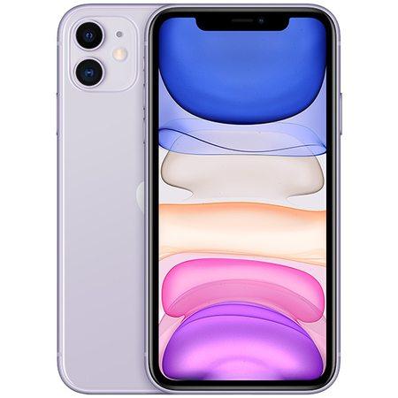 Apple iPhone 11 256 GB (фиолетовый)