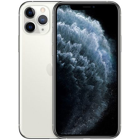 Apple iPhone 11 Pro Max 64 GB (серебристый)