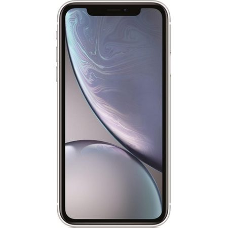 Apple iPhone XR 128GB (белый)