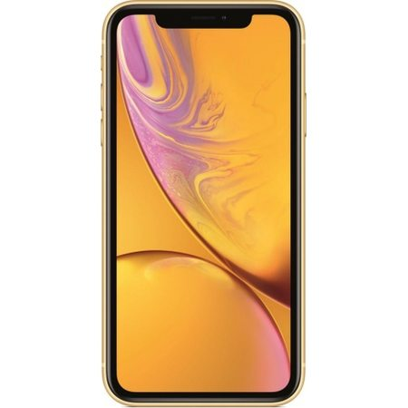Apple iPhone XR 256GB (желтый)