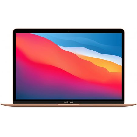 MacBook Air (M1, 2020) 8 ГБ, 512 ГБ SSD Gold (MGNE3)