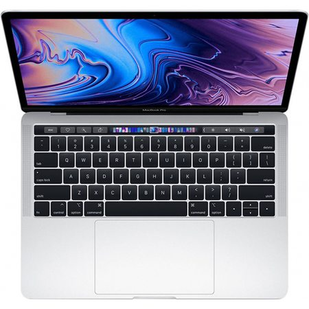 "MacBook Pro 13.3"" Touch Bar 2019 I5 2,4/8/512Gb MV9A2RU/A Silver"