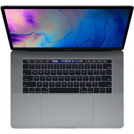 "MacBook Pro 15.4"" Touch Bar 2019 I7 2,6/16 /256Gb MV902RU/A Space Gray"