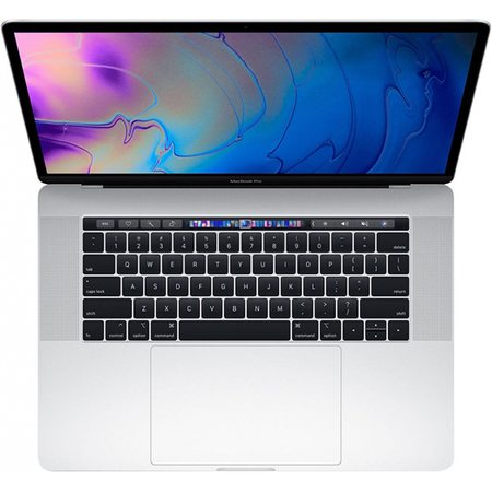 "MacBook Pro 15.4"" Touch Bar 2019 I9 2,3/16/512Gb MV932RU/A Silver"