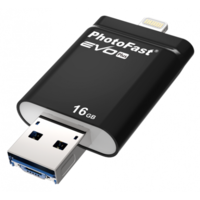 USB флешка PhotoFast i-Flashdrive EVO PLUS 16Гб