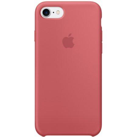 Силиконовый чехол для iPhone7/8, цвет «розовая камелия»