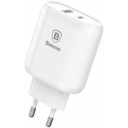Сетевое зарядное устройство Baseus Bojure Series Type-C CCALL-BG02 (White)