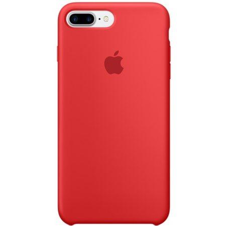Силиконовый чехол для iPhone7/8Plus, (PRODUCT)RED