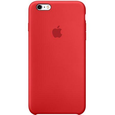 Силиконовый чехол для iPhone6Plus/6sPlus, (PRODUCT)RED